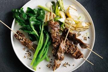 Resep Beef Kushiyaki Yang Lezat