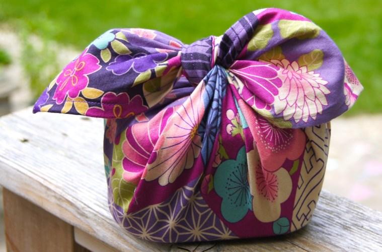 Furoshiki Kain Pembungkus Tradisional Jepang