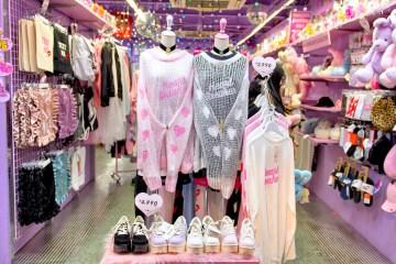 5 Toko Fashion Terfavorit Di Tokyo Versi Artforia