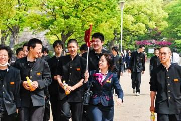 Sebuah Seragam Dalam Tradisi Kehidupan Jepang