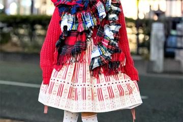 Tampilan Fashion Kawaii Dari Member Idola Grub Candye Syrup