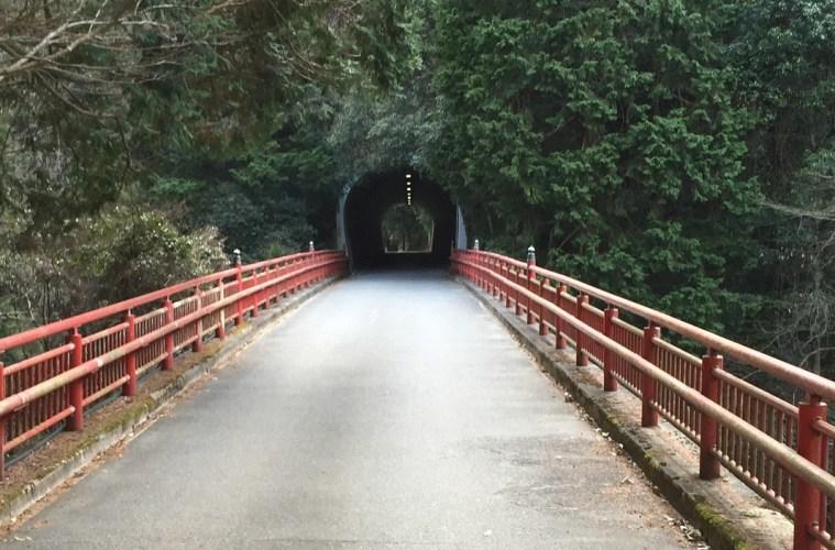 Jembatan Ochiai Dan Terowongan Akabashi Yang Angker Di Kyoto