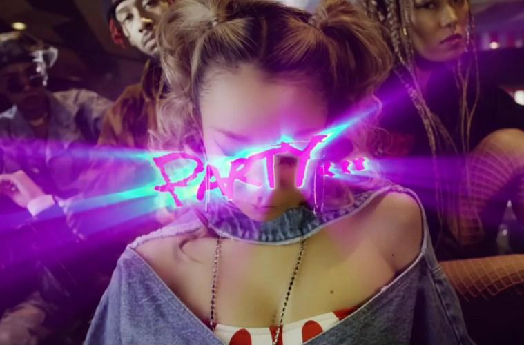 Koda Kumi Merilis MV Pendek Dari Lagu Terbarunya Yang Berjudul PARTY