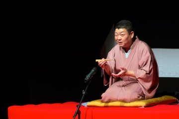 Cara Orang Jepang Kuno Dalam Melakukan Stand Up Komedi