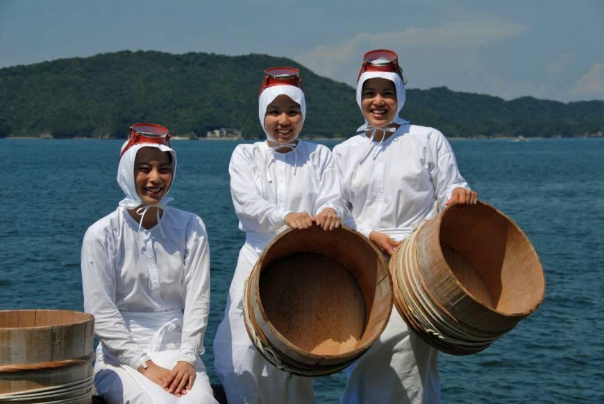 Fenomena Penyelam Tradisional Wanita Jepang Yang Disebut Ama