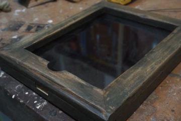 Membuat Casing iPad Dengan Sebuah Kayu
