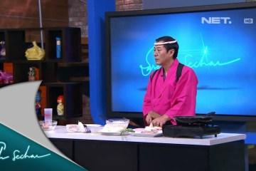 Aksi Lucu Dari Chef Hiromitsu Harada Kini Tinggal Kenangan