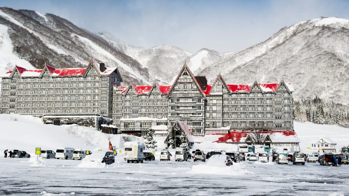 5 Resort Ski Di Jepang Yang Perlu Anda Kunjungi
