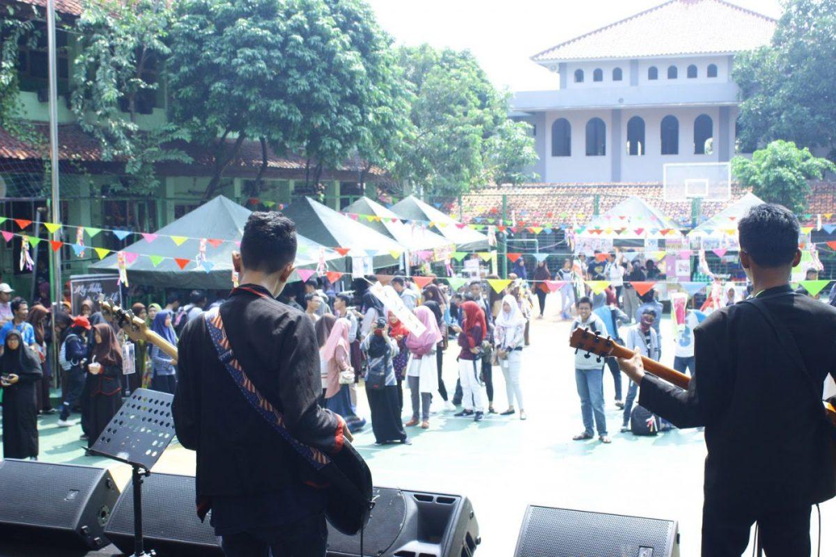 Hadiri Festival Inori Bunkasai V Yang Diselenggarakan Oleh SMK Negeri 1 Bekasi