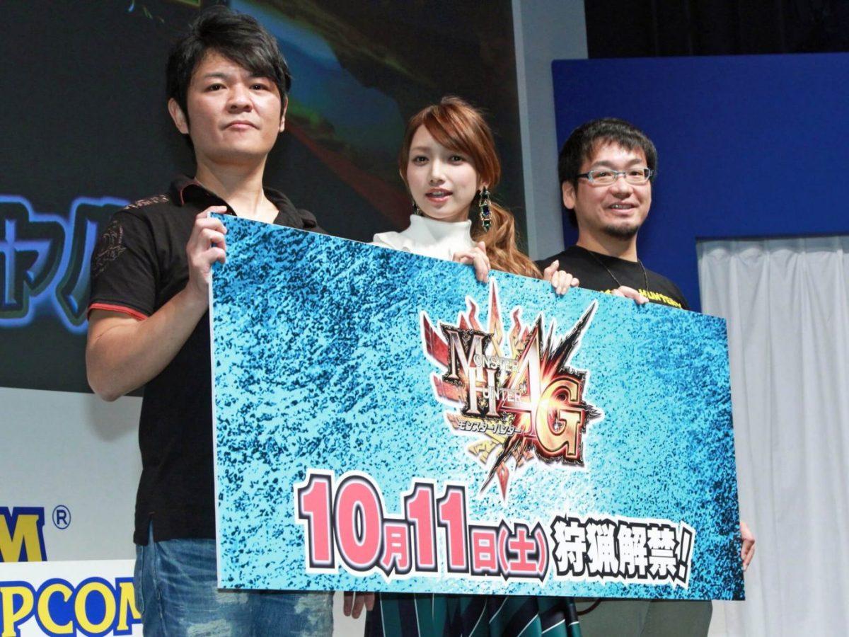Mantan Penyanyi Maki Goto Telah Mainkan Monster Hunter World Selama 500 Jam