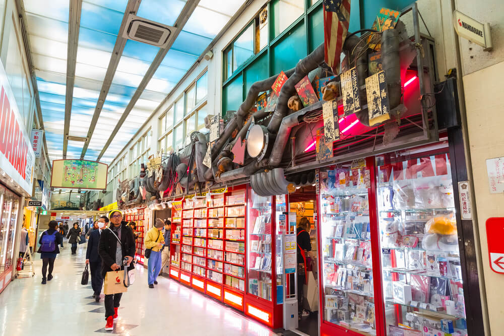 Kunjungi Surga Hobi Jepang Dalam Nakano Broadway