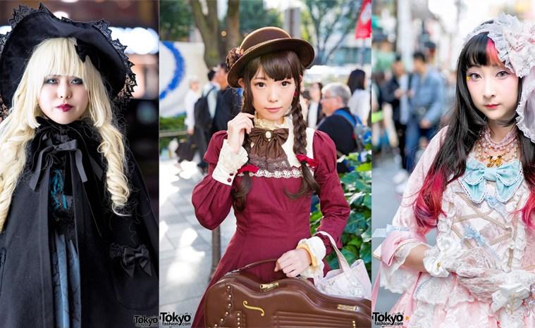 Gaya Fashion Unik Yang Mengubah Sejarah Jepang