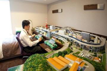 Penggila Kereta Api Wajib Kunjungi Hotel Ini Di Jepang