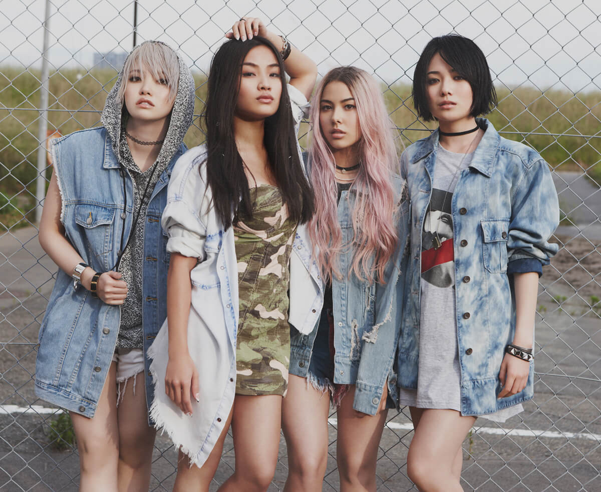Girl Band FAKY Merilis MV Terbaru Berjudul Who We Are