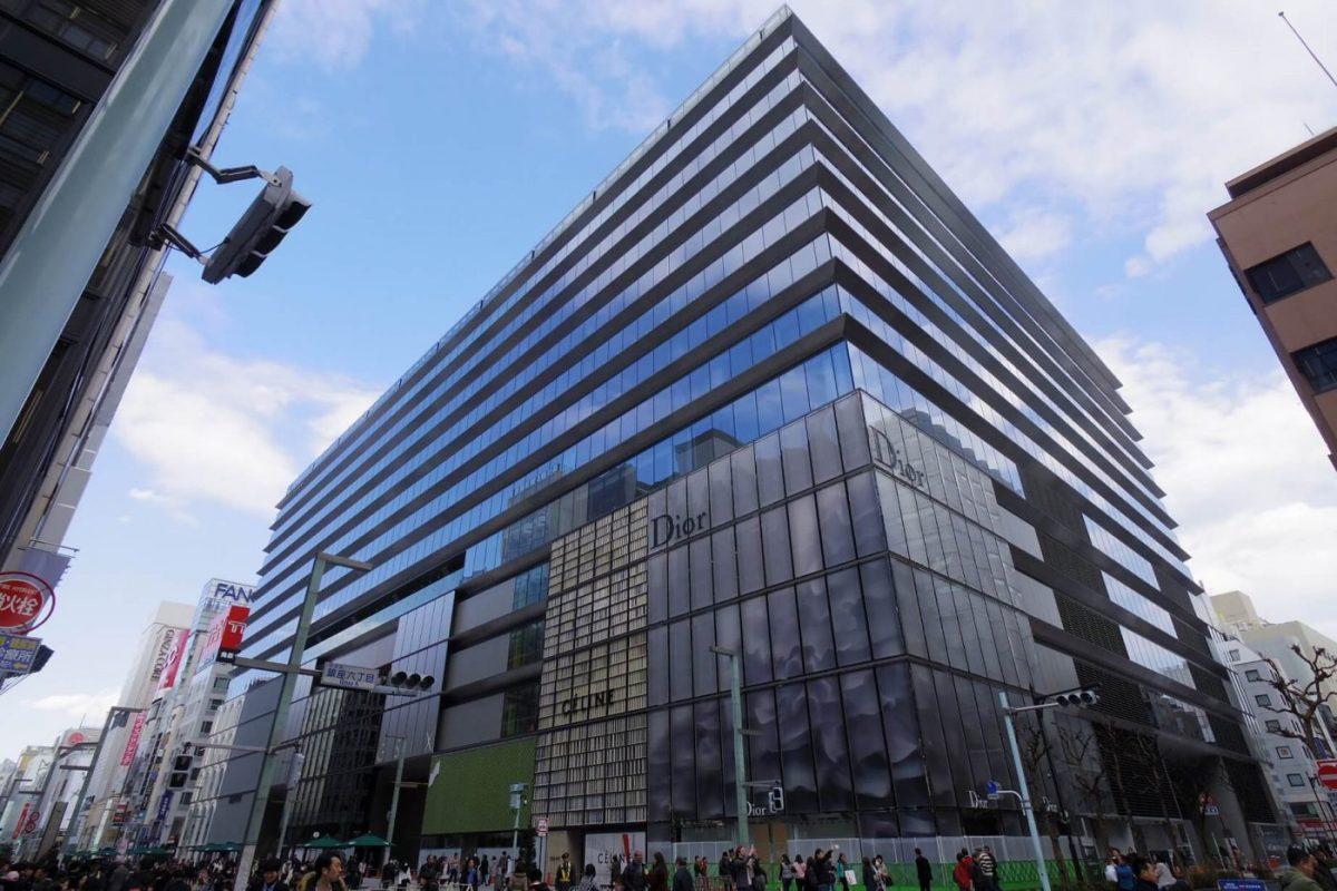 Perubahan Kota Tokyo Setelah Beberapa Tahun