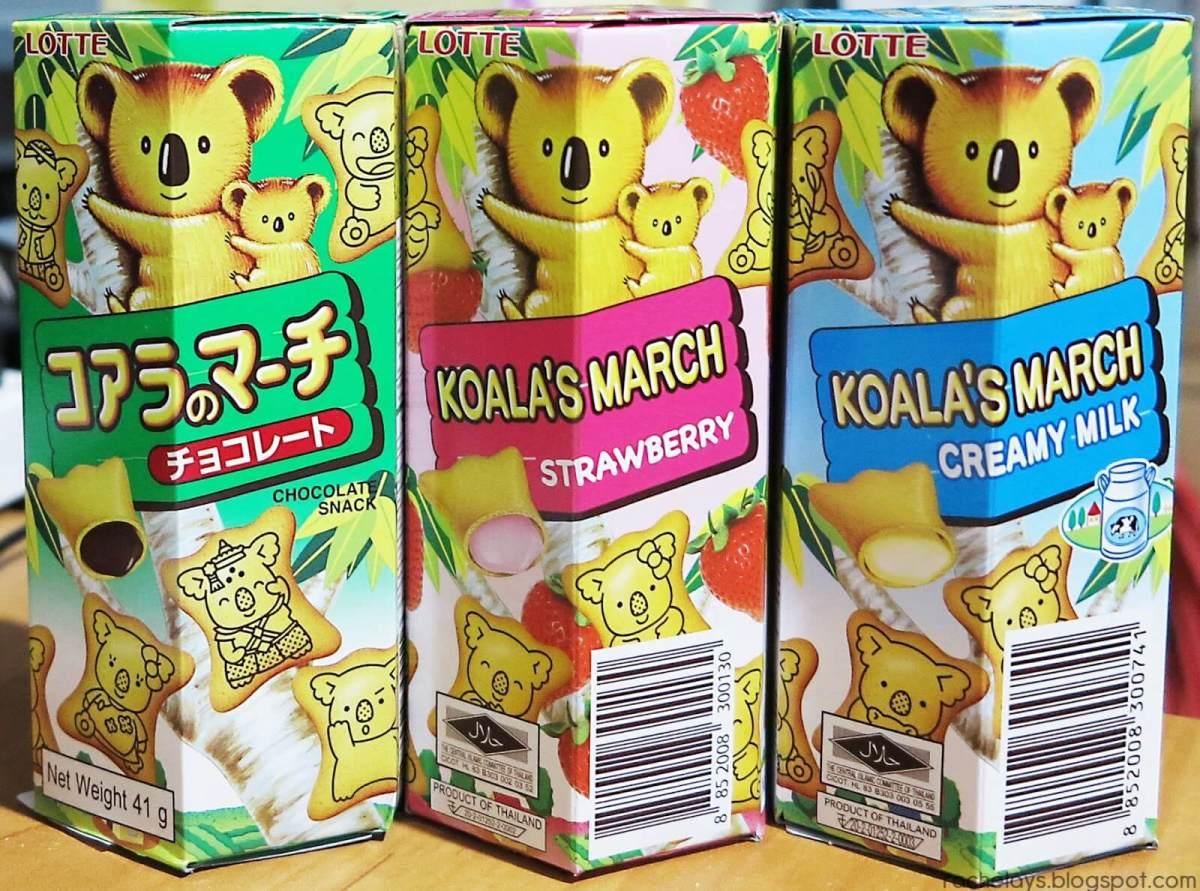 5 Snack Jepang Yang Sangat Populer Di Indonesia