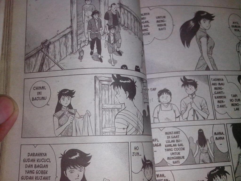 Nostalgia Komik Terpopuler Era 90an Di Indonesia