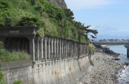Terowongan Tua Penuh Misteri Okuzurekaigan Prefektur Shizuoka