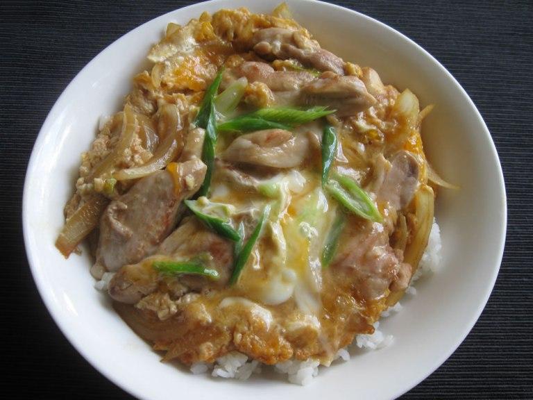 Resep Dalam Membuat Oyako Donburi