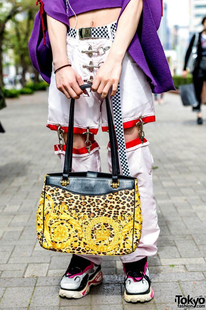 Gaya Sporty Dalam Harajuku Street Style Fashion Jepang Oleh Layla