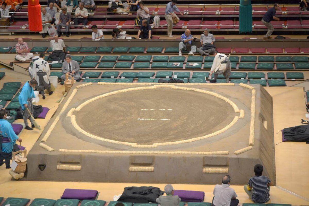 Kontroversi Wanita Dalam Dunia Olahraga Sumo