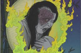 Oiwa Salah Satu Kisah Hantu Terkenal Di Jepang