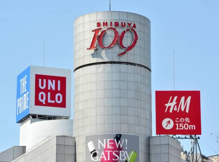 Gedung Shibuya 109 Adalah Surga Bagi Pecinta Fashion Jepang