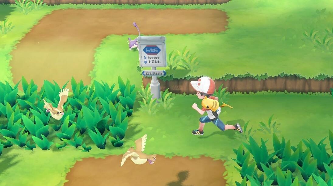 Fitur Menarik Dalam Game Pokemon Terbaru Untuk Nitendo Switch