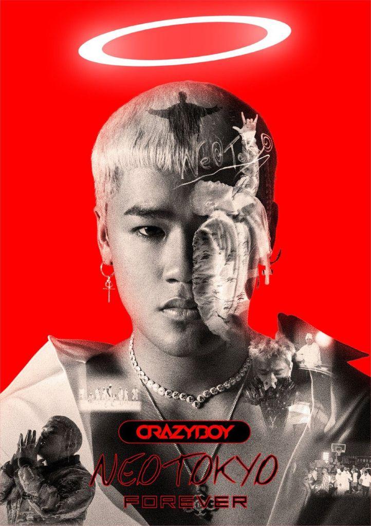 CRAZYBOY Lakukan Kolaborasi Dalam Album Terbarunya