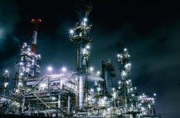 Pemandangan Kompleks Industri Jepang Yang Mirip Kota Midgar Final Fantasy 7