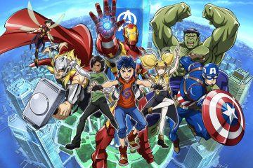 Jadwal Tayang Anime Marvel Future Avengers Season 2 Telah Diumumkan