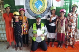 Pengusaha Asal Suriah Di Jepang Bangun Sekolah Di Bangladesh