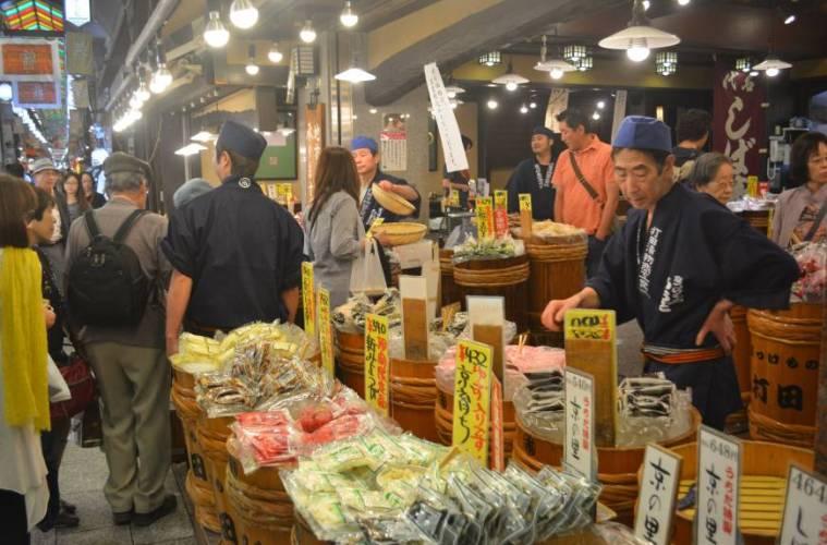 Panduan Wisata Belanja Kota Kyoto