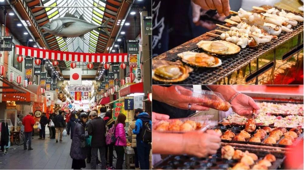 Panduan Wisata Belanja Di Kota Osaka