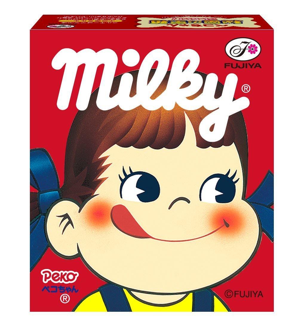 Mitos Maskot Peko Chan Dari Produk Permen Terkenal Milky