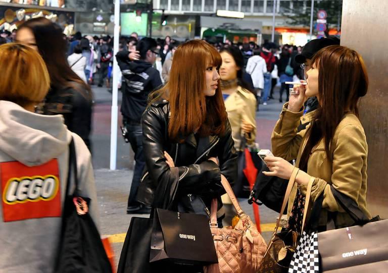 Polemik Dalam Penetapan Peraturan Merokok Di Jepang