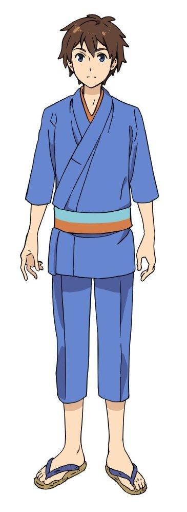 XFLAG Umumkan Anime Original Terbarunya Yang Berjudul Yakusoku no Nanaya Matsuri