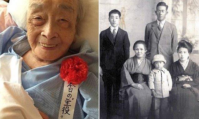 Orang Tertua Di Dunia Chiyo Miyako Meninggal Dunia Di Usia 117 Tahun