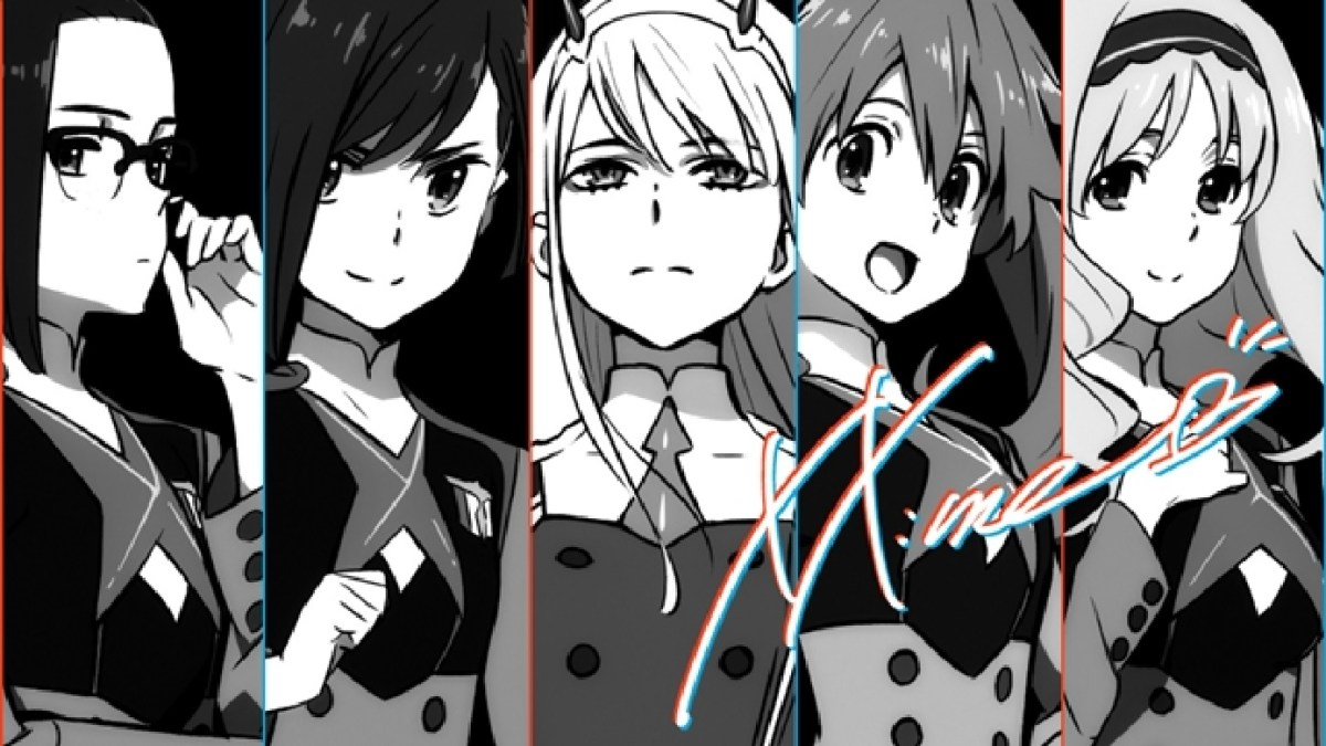 Serial Manga Spin Off DARLING in the FRANXX Umumkan Episode Terbarunya