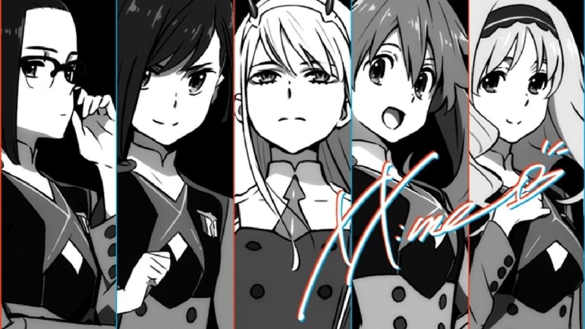 Serial Manga Spin Off DARLING in the FRANXX Umumkan Episode Terbarunya