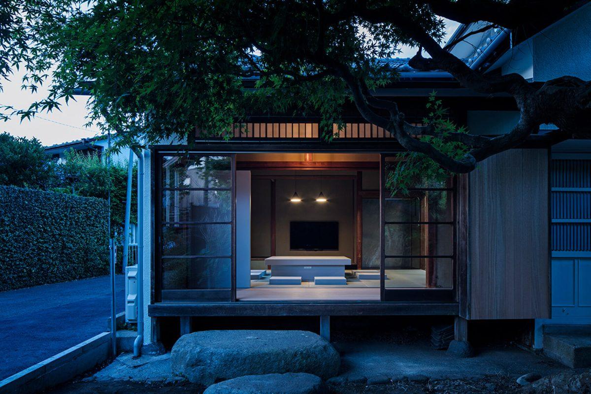 Desain Gedung Kantor Dari Rumah Tradisional Jepang