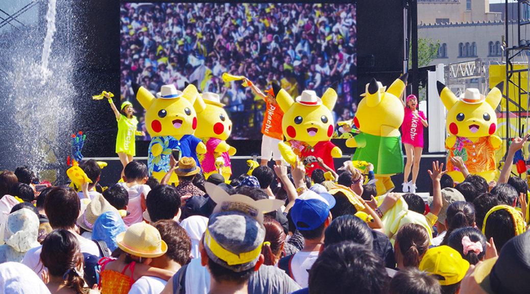 Parade Pikachu Yokohama 2018 Akan Dilengkapi Teknologi Digital