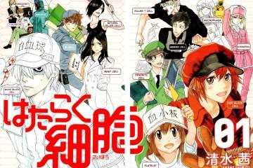 Viralnya Anime Hataraku Saibou Yang Menceritakan Sel Tubuh Manusia