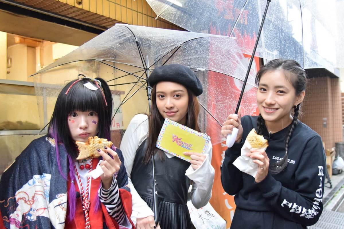 Rasakan Sensasi Taiyaki Super Pedas Di Kotobukido Tokyo