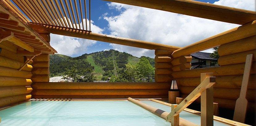 Wisata Pemandian Air Panas Di Manza Onsen Prefektur Gunma