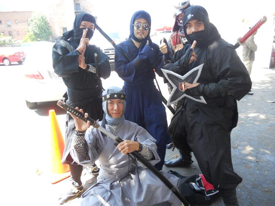 Kota Iga Diserbu Calon Ninja Akibat Berita Palsu Yang Menjadi Viral