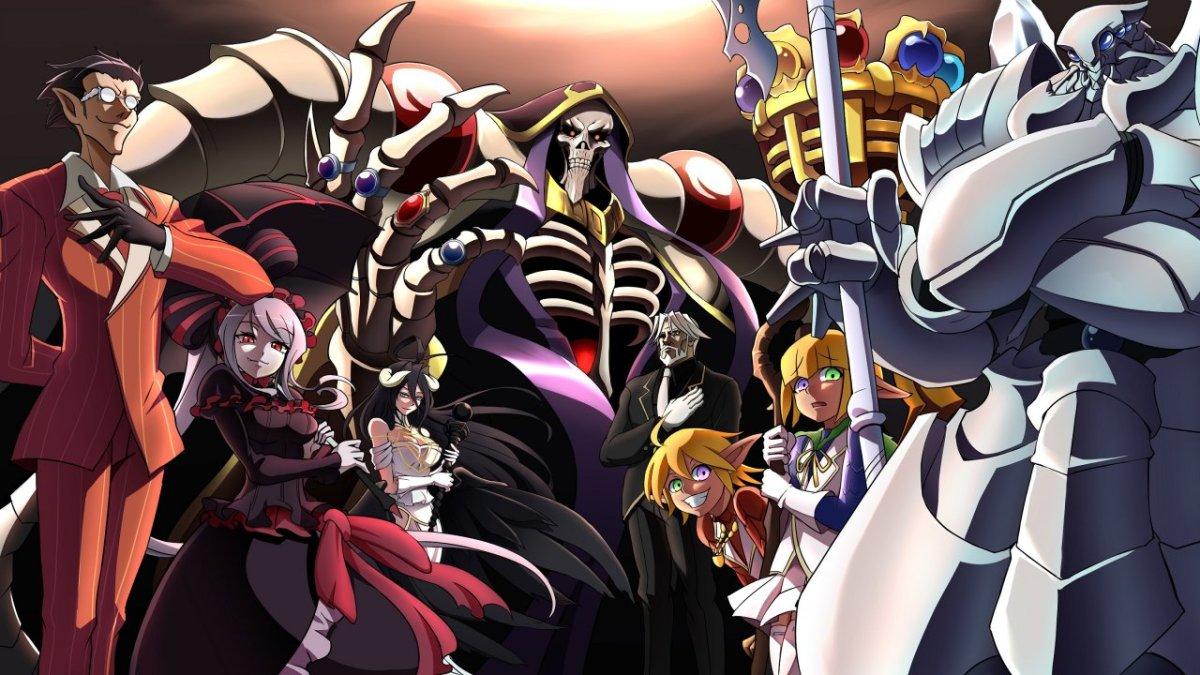 Season Ke 3 Untuk Anime Overlord Telah Dimulai