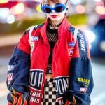 Gaya Race Girl Dalam Harajuku Fashion Jepang Oleh Misuru