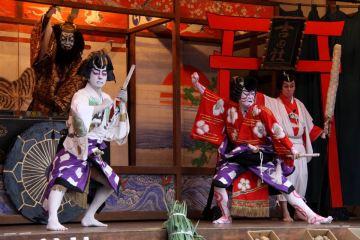 Fenomena Seni Teater Jepang Yang Mendunia