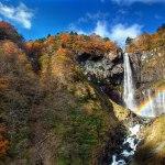 Keindahan Alam Luar Biasa Dari Air Terjun Kegon Di Kota Nikko